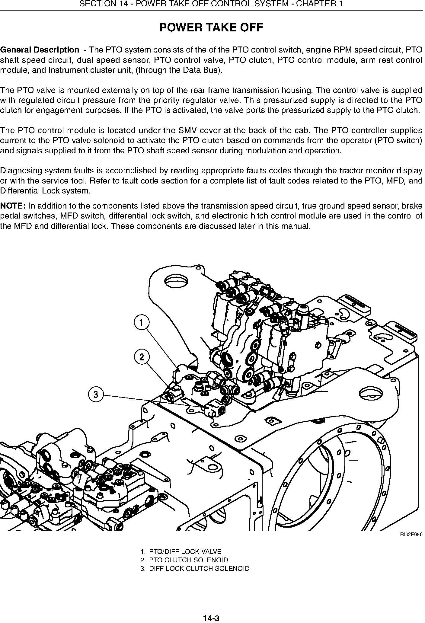 New Holland TG210, TG230, TG255, TG285 Tractor Complete Service Manual - 3