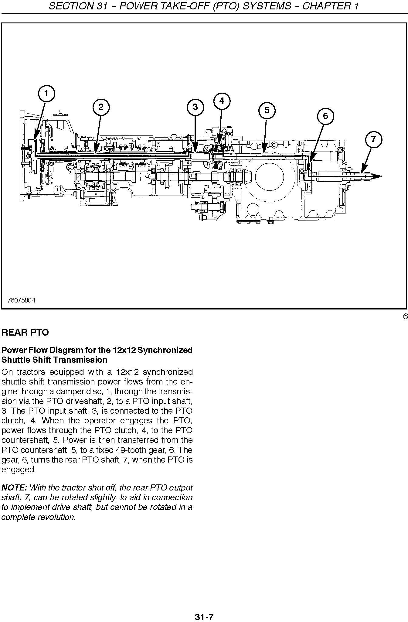 New Holland T2310, T2320, T2330 Tractor Service Manual - 2