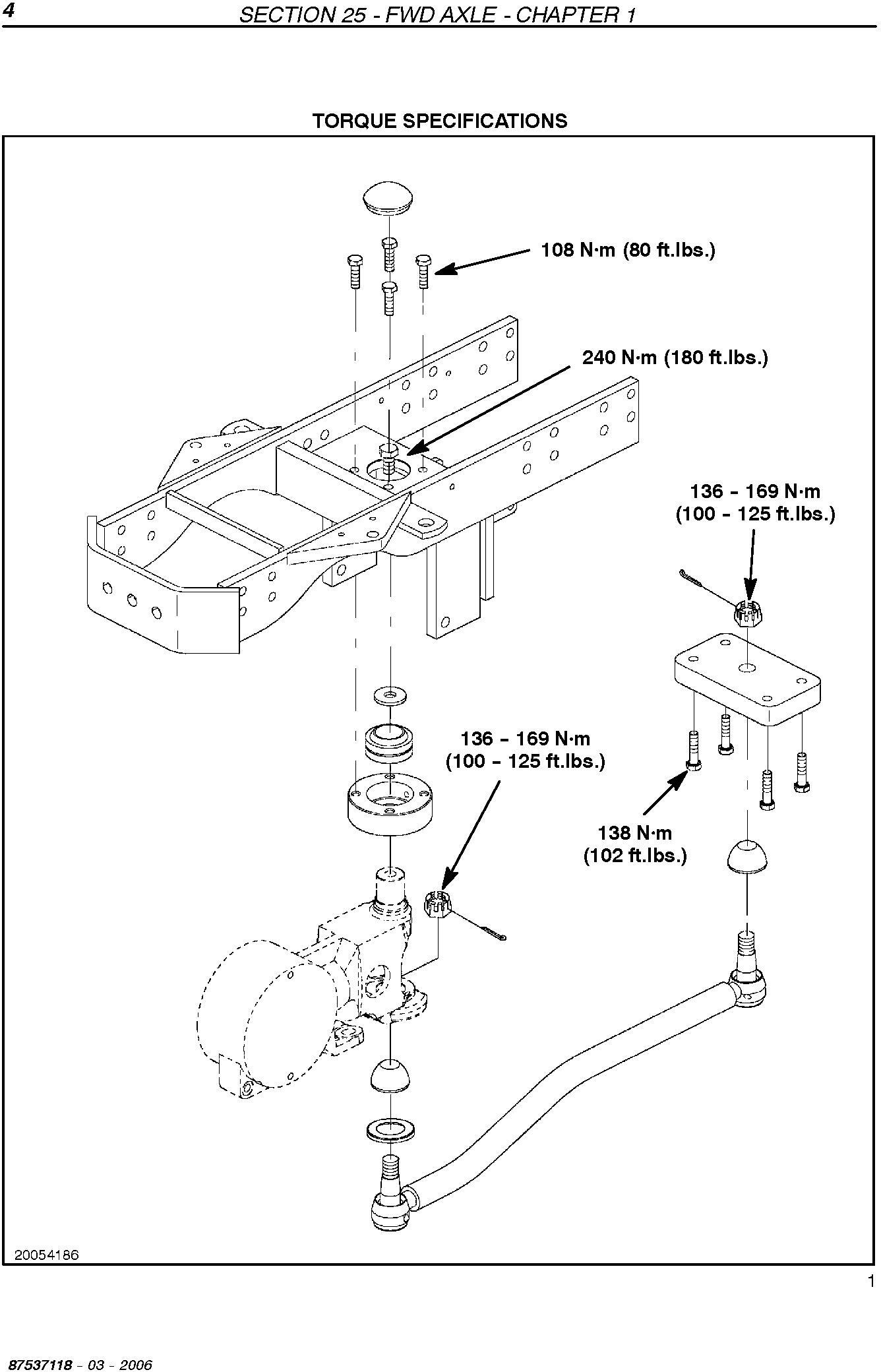 New Holland TC31DA, TC35DA Compact Tractor Manual Service Manual - 2