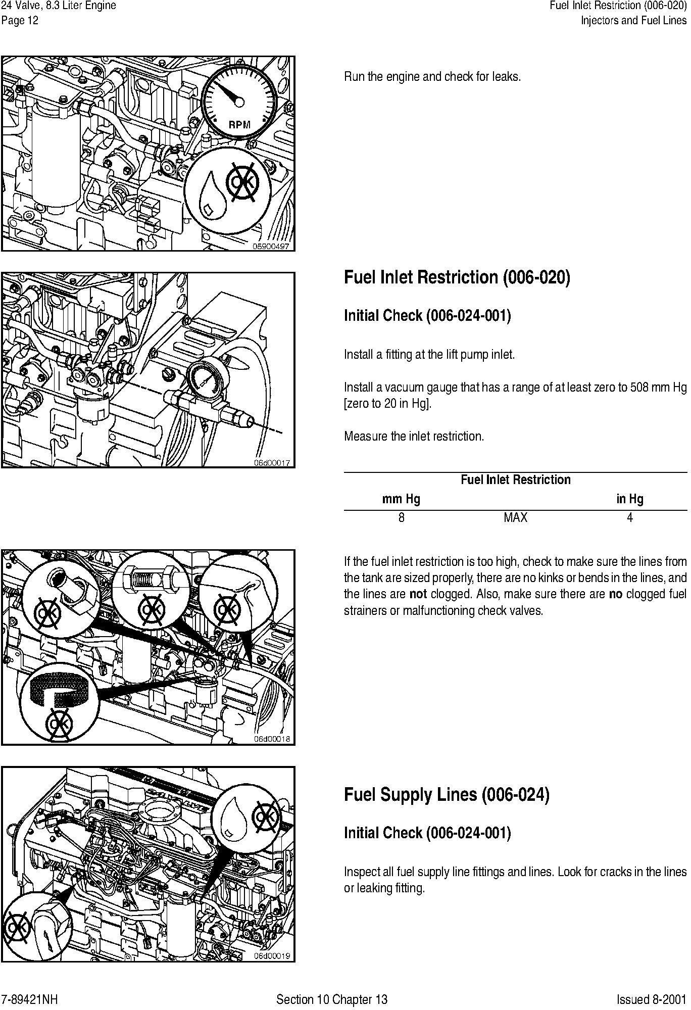 New Holland TJ275, TJ325, TJ375, TJ425, TJ450, TJ500 Tractors Complete Service Manual - 2