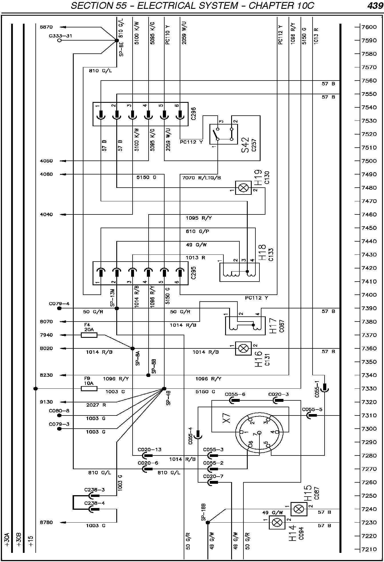 New Holland TM120/125/130/140/150/155, TM175-TM190 Tractor Fault Codes Diagnostic Service Manual - 3