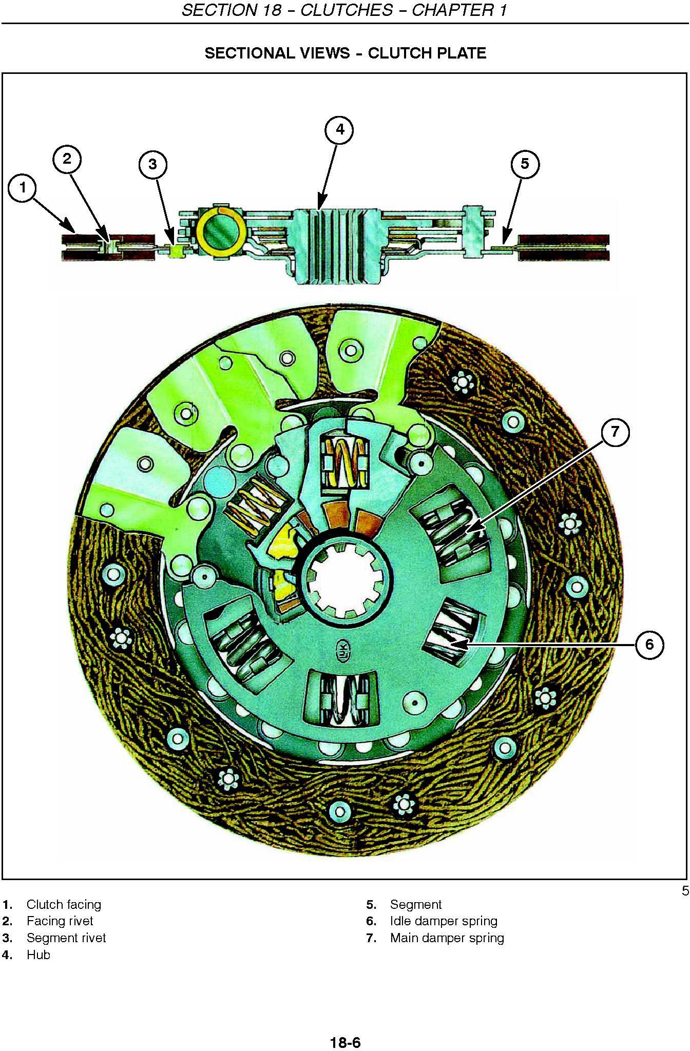New Holland TT45A, TT50A Tractor Complete Service Manual - 2