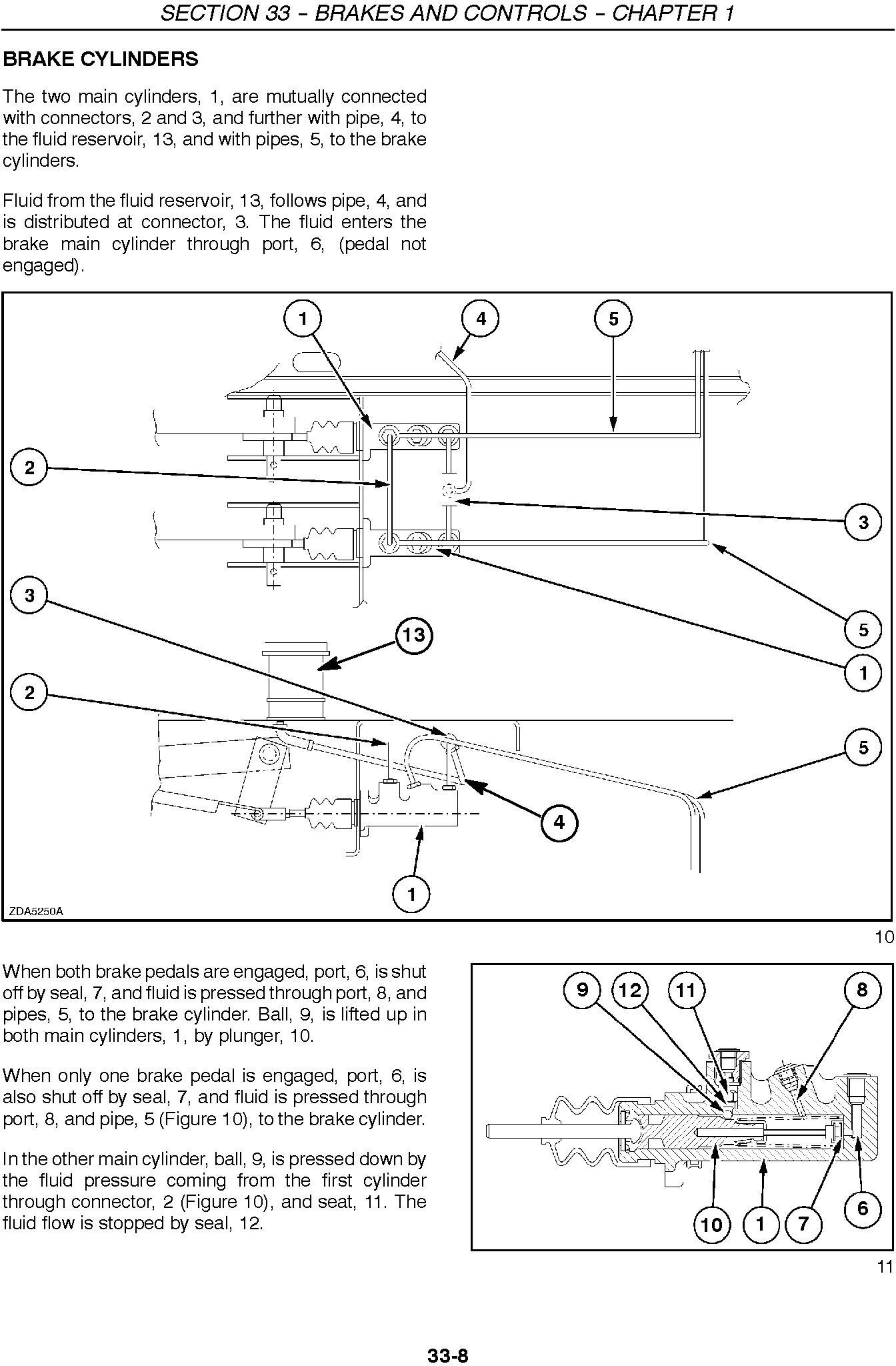 New Holland CR9040, CR9060, CR9070 Combine Service Manual - 2