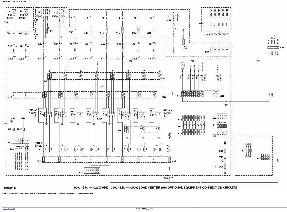 TM10113 - John Deere 1050J Crawler Dozer Diagnostic, Operation and Test Service Manual - 1