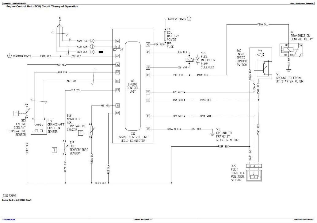 TM10131 - John Deere 310SJ Backhoe Loader (SN.-159759) Diagnostic, Operation and Test Service Manual - 1