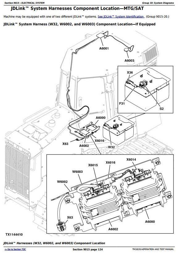TM10292 - John Deere 450J, 550J, 650J Crawler Dozer (S.N.141667-159986) Diagnostic&Test Service Manual - 1