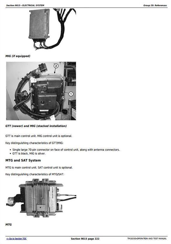 TM10293 - John Deere 750J Crawler Dozer (S.N.141344-219962) Diagnostic and Test Service Manual - 3