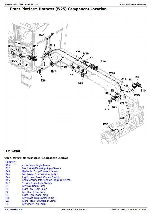 TM11204 - John Deere 670G, 670GP, 672G, 672GP (SN. —634753) Motor Grader Diagnostic Service Manual - 2