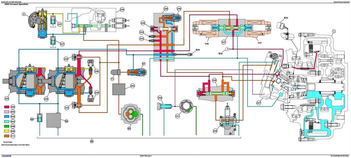 TM11204 - John Deere 670G, 670GP, 672G, 672GP (SN. —634753) Motor Grader Diagnostic Service Manual - 3
