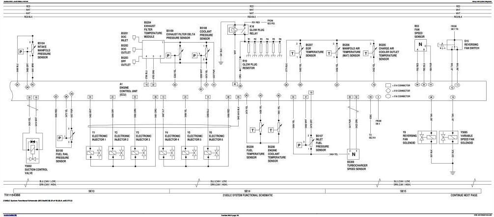 TM12330 - John Deere 210G, 210GLC (iT4/S3B) Excavator Diagnostic, Operation and Test Service Manual - 1