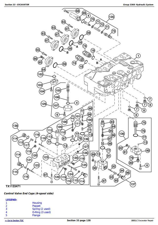 TM12339 - John Deere 180GLC (PIN: 1FF180GX__E020001-) iT4/S3B Excavator Service Repair Manual - 3