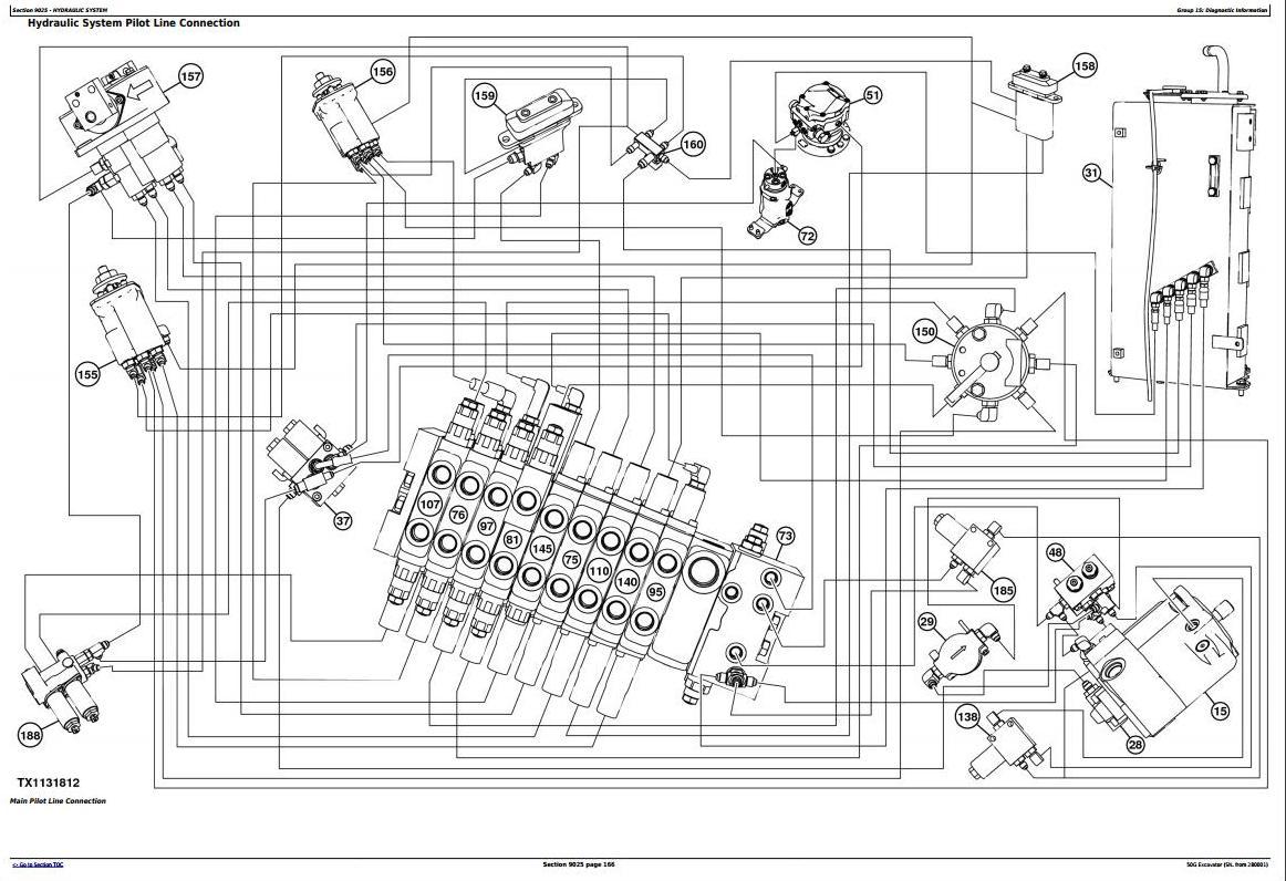 TM12885 - John Deere 50G (SN.280001-) Compact Excavator Diagnostic, Operation & Test Service Manual - 3