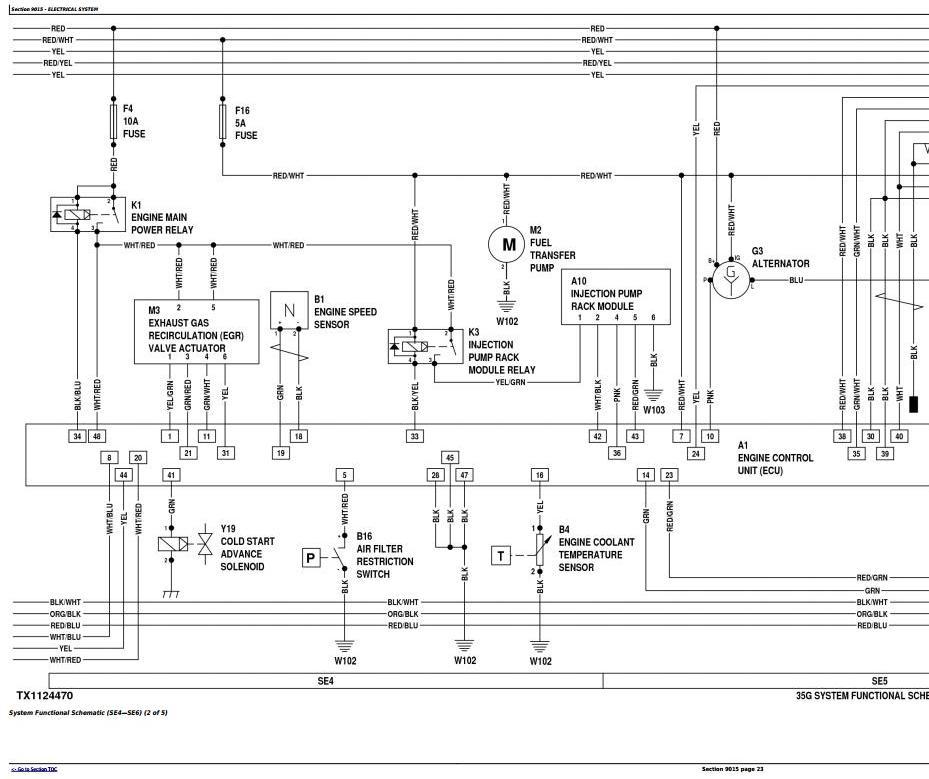 TM12891 - John Deere 35G (SN.K270001—) Compact Excavator Diagnostic, Operation & Test Service Manual - 3