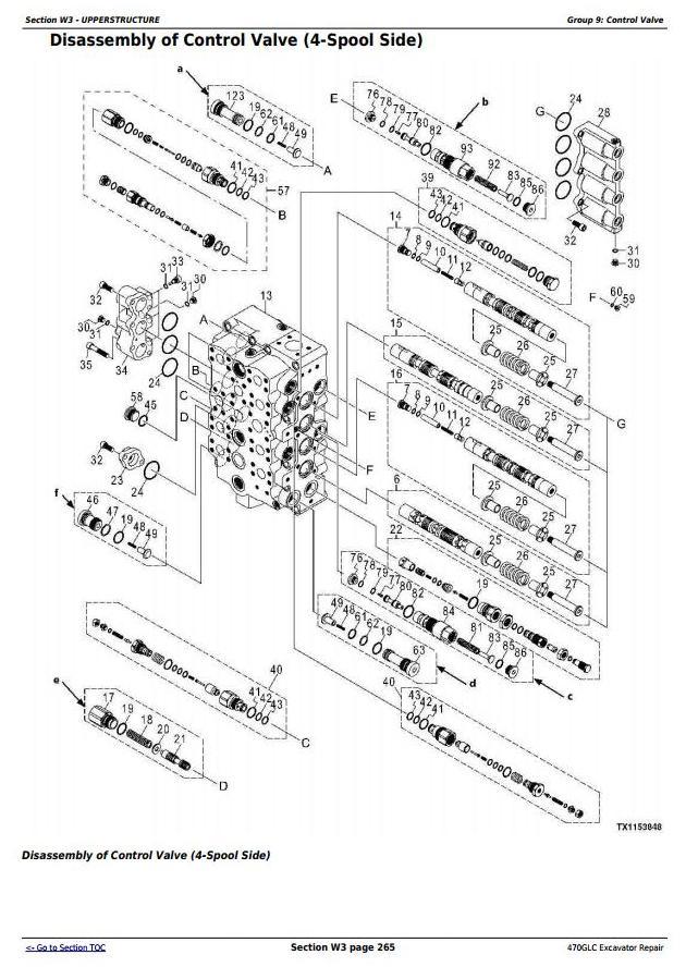 TM13174X19 - John Deere 470GLC Excavator (PIN: 1FF470GX__C047001-) Service Repair Technical Manual - 3