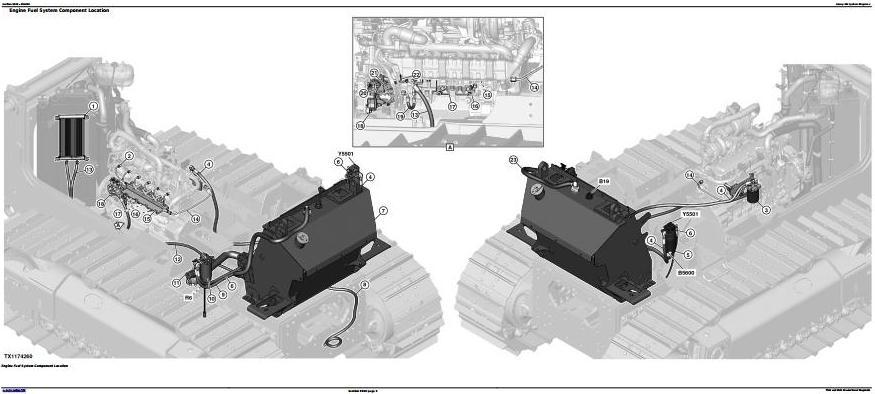 TM13280X19 - John Deere 750K and 850K Crawler Dozer Diagnostic, Operation and Test Service Manual - 1