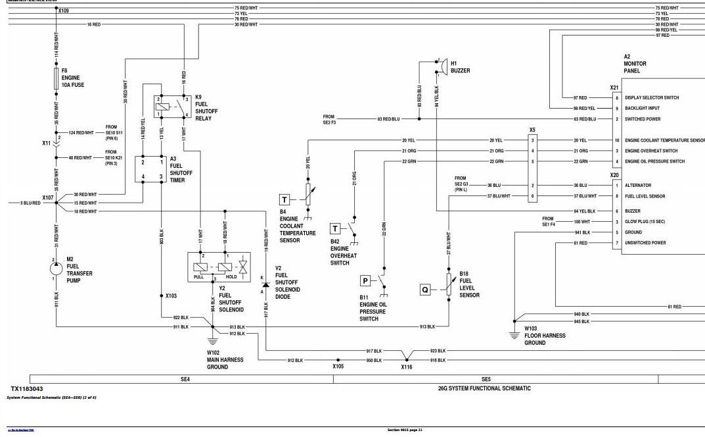 TM13323X19 - John Deere 26G (SN.2060001-) Compact Excavator Diagnostic, Operation&Test Service Manual - 1