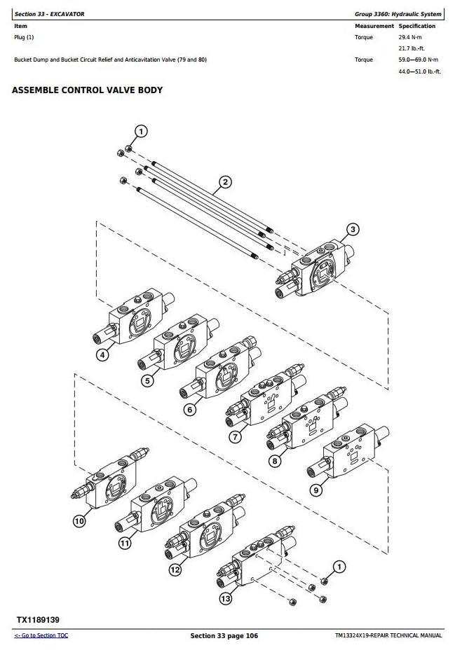TM13324X19 - John Deere 26G (SN. from K260001) Compact Excavator Service Repair Technical Manual - 3