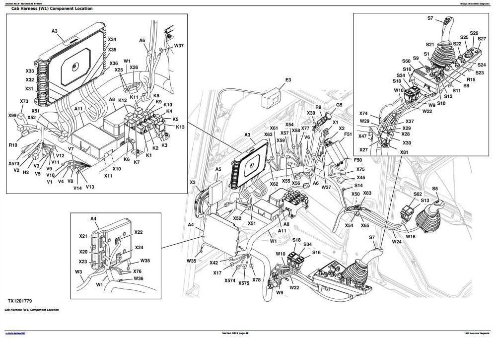 TM13344X19 - John Deere 130G Excavator Diagnostic, Operation and Test Service Manual - 2