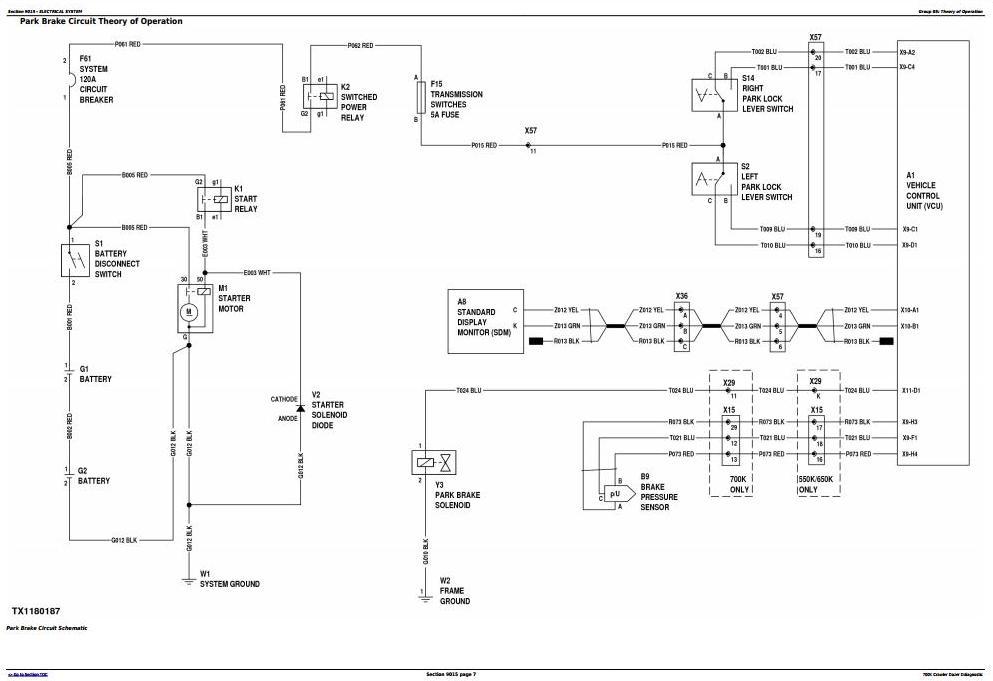 TM13358X19 - John Deere 700K Crawler Dozer (PIN:1T0700KX__F275598-) Diagnostic & Test Service Manual - 2