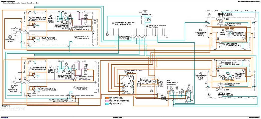 TM2353 - John Deere 605C Crawler Loader Diagnostic, Operation and Test Service Manual - 2