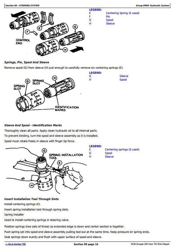 TM1568 - John Deere 762B (SN from 791764-) Scraper Service Repair Technical Manual - 1